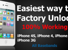 Apple iPhone Factory Unlock Service in Palatine IL